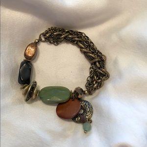 Lia Sophia stretch bracelet